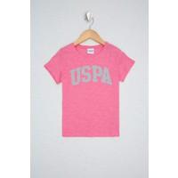 U.S. Polo Assn. Pembe T-Shirt 50234830-VR041