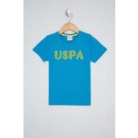 U.S. Polo Assn. Mavi T-Shirt 50238371-VR077