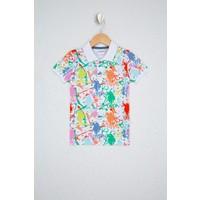 U.S. Polo Assn. Beyaz Çocuk T-Shirt 50238414-VR013