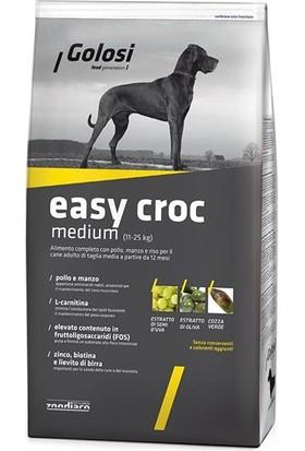 Golosi Cannie Easy Orta Irk Tavuklu Köpek Maması 12 kg