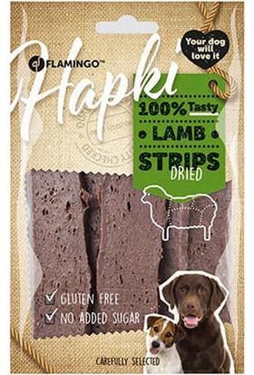 Flamingo Hapki Glutensiz Kuzulu Şerit Köpek Ödülü 85 gr