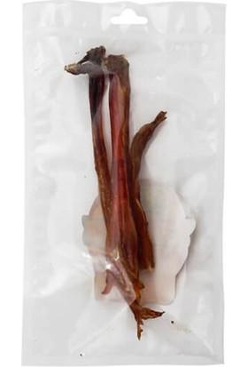 Delibon Kurutulmuş Çubuk Dana Tendon Köpek Ödül Maması 100 gr