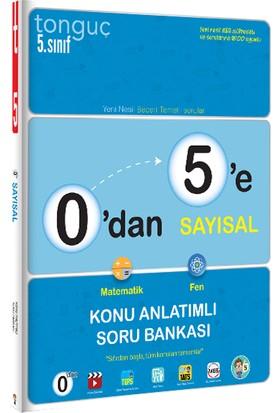 Tonguç 0´dan 5´e Sayısal Konu Anlatımlı Soru Bankası