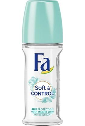 Soft & Control Roll-On 50 ml + Soft & Control Deosprey 150 ml