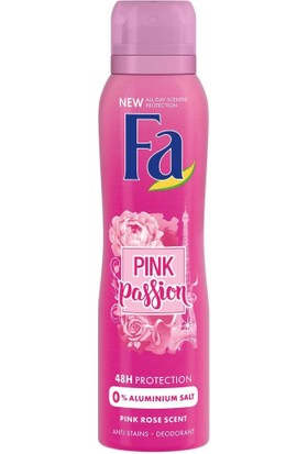 Pink Passion Roll-On 50 ml + Pink Passion Deosprey 150 ml