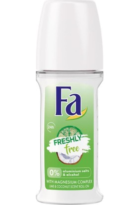 Freshly Free Misket Limonu & Hindistan Cevizi Roll-On 50 ml + Deosprey 150 ml