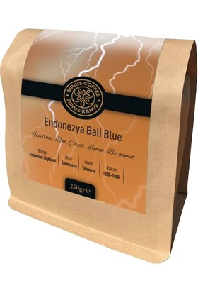 Sirius Coffee Endonezya Bali Blue 250 gr