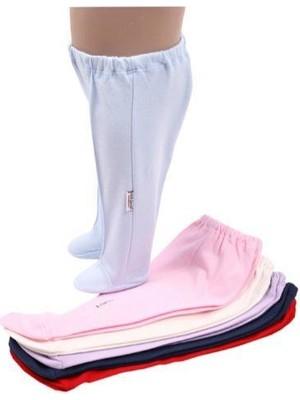 Bibaby Albimini Minidamla Penye Patikli Pantolon 43002 Sarı