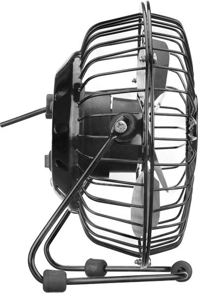 Everest USB Metal Masa Üstü Vantilatör EFN-482
