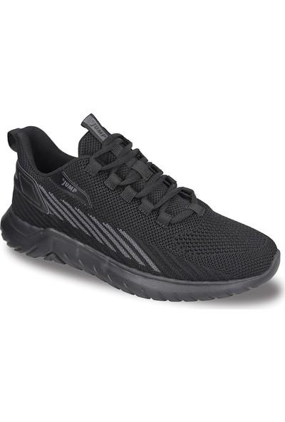 Jump 26441 Siyah Erkek Spor Ayakkabı
