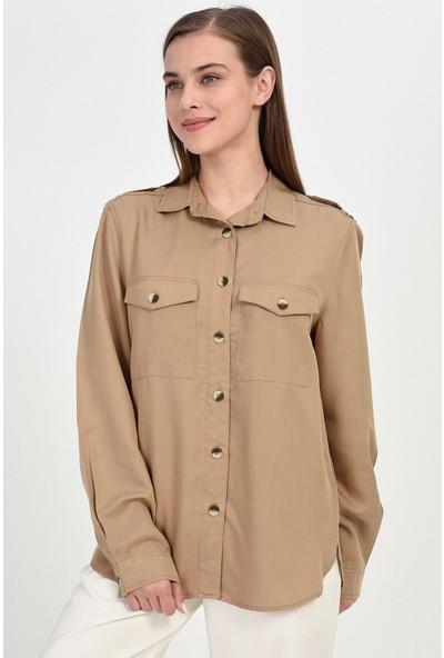 Vena Kelly Renkli Gömlek