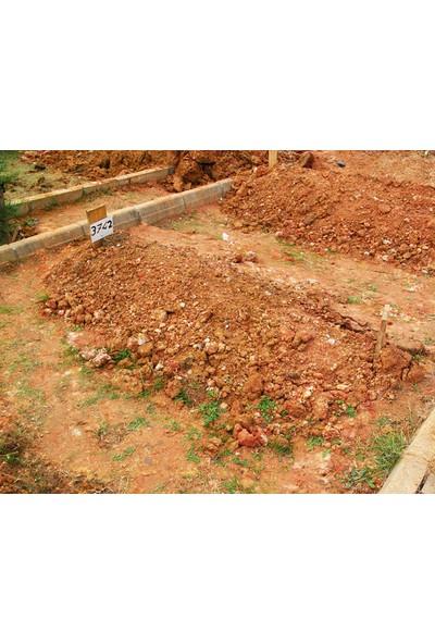 Demonte Defin Mezarı Beyaz