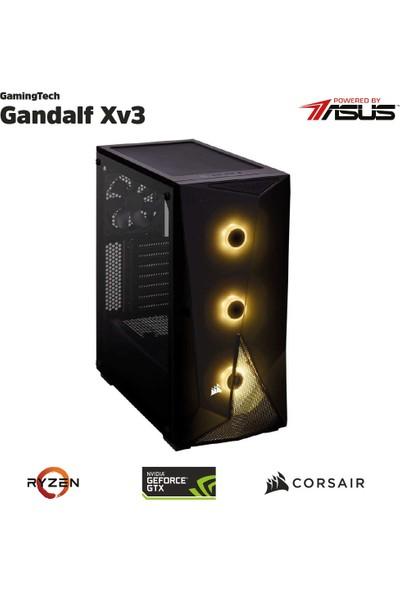 Gamingtech Gandalf Xv3 AMD Ryzen 5 3600 16GB 256GB SSD GTX 1660S Freedos Masaüstü Bilgisayar