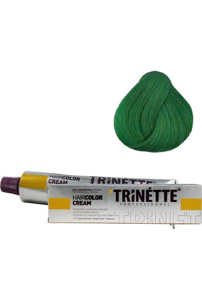 Trinette Tüp Yeşil 60 ml