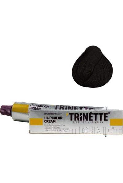 Trinette Tüp Boya 4 Kestane 60 ml
