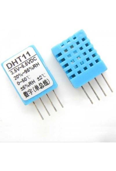 China DHT11 Sıcaklık ve Nem Sensörü