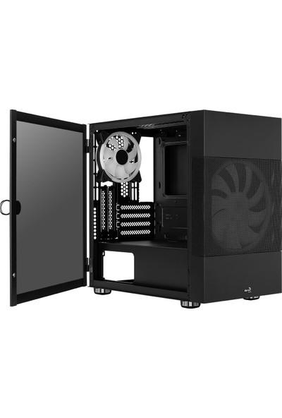 """Zetta Phantomx AMD Ryzen 9 5900X 32GB 2TB + 256GB SSD GT1030 Windows 10 Pro 27"""" Masaüstü Bilgisayar"""
