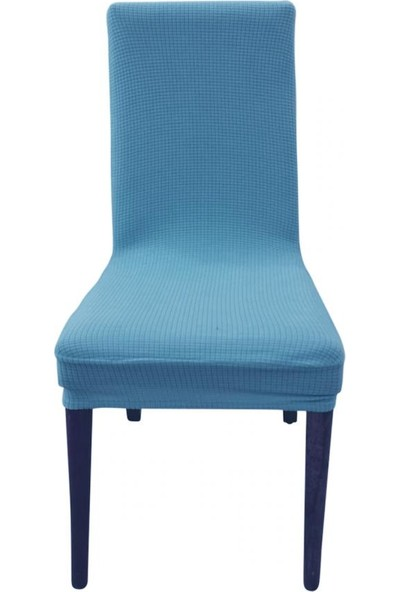 Sandalye Kılıfı Pitikare Koyu Yeşil 6 Adet
