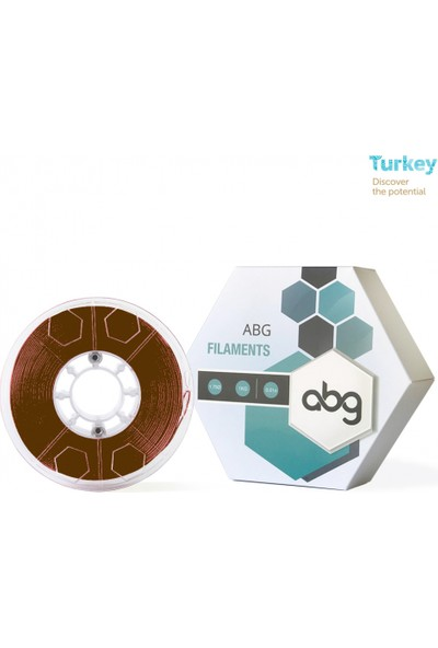 Abg Kahverengi Pla 1.75MM Filament