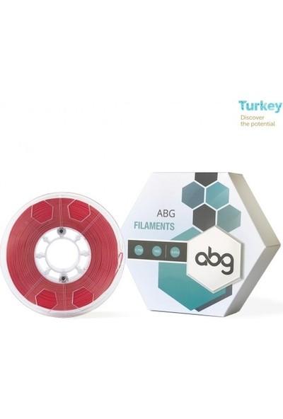 Abg Kırmızı Pla 1.75MM Filament