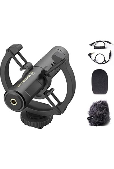 Mirfak N2 Shotgun Microphone