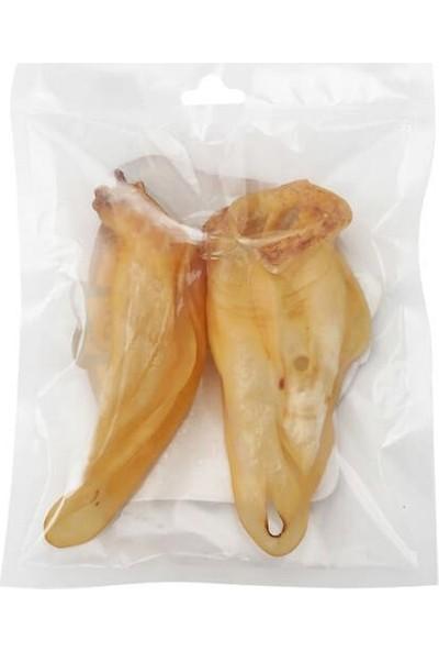 Delibon Kurutulmuş Kulak Köpek Ödül Maması 2 Adet 100 gr