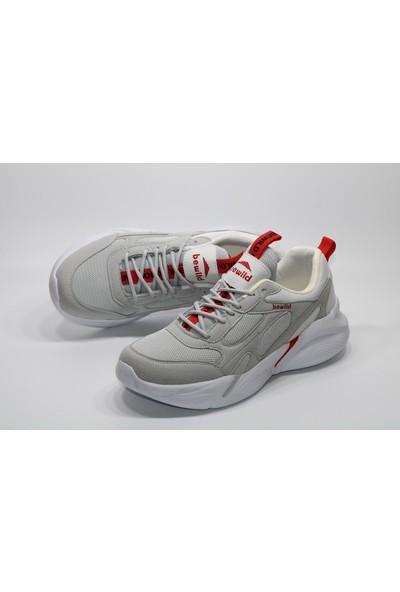 Bewild Krem Rengi Günlük Yürüyüş Spor Ayakkabısı