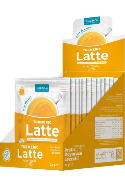 The Lifeco Turmeric Latte 23 gr 12'li