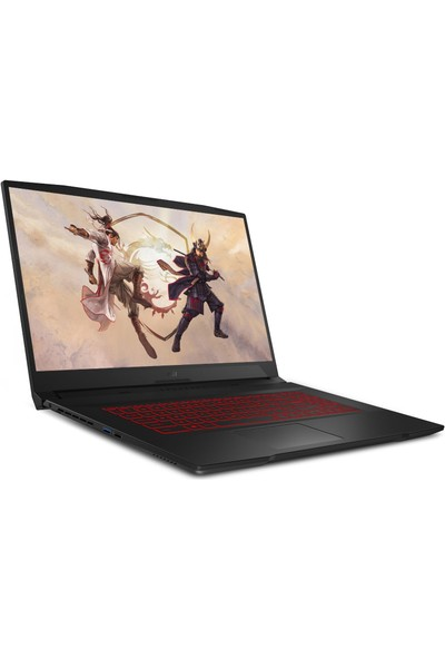 "MSI Katana GF76 11UC-058XTR Intel Core i7 11800H 16GB 1TB SSD RTX3050 Freedos 17.3"" FHD Taşınabilir Bilgisayar"