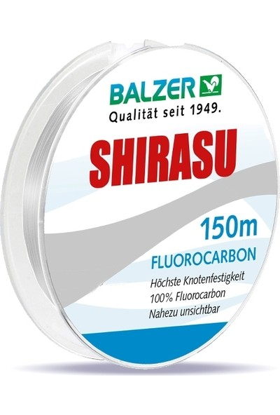 Balzer 12093 021 Balzer Misina Floro Carbon 150MT 0.21 mm