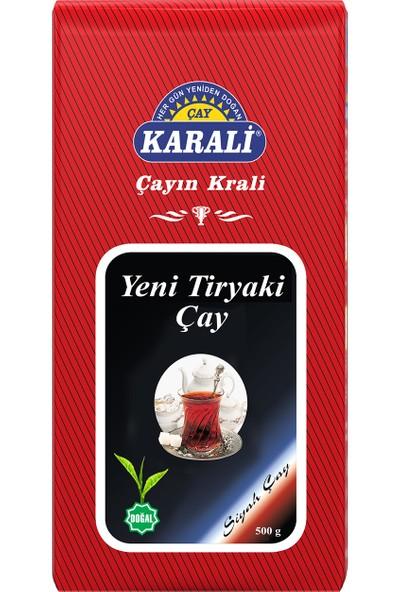 Karali Tiryaki Dökme Çay 500 gr
