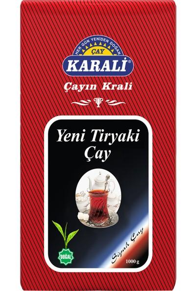 Karali Tiryaki Dökme Çay 1 kg