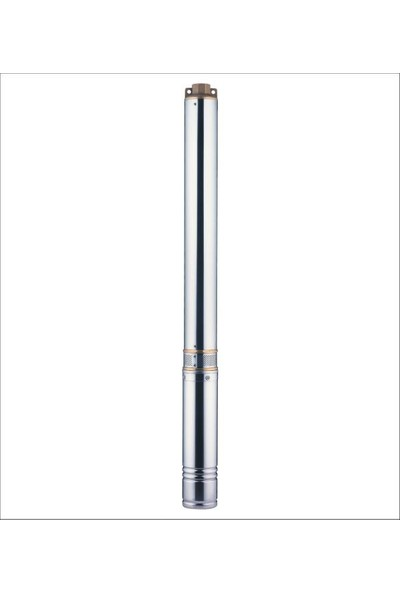 """Alarko 4SD16/6 2hp - 1,5kw Trıfaze Dalgıç Pompa (Çıkış Çapı 2"""")"""