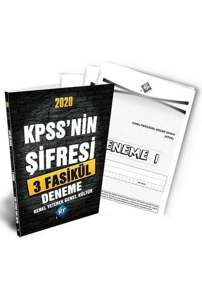 Kr 2020 Kpss' Nin Şifresi 3 Deneme