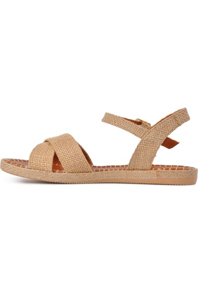 Park Fancy 102 Hasır Kadın Sandalet