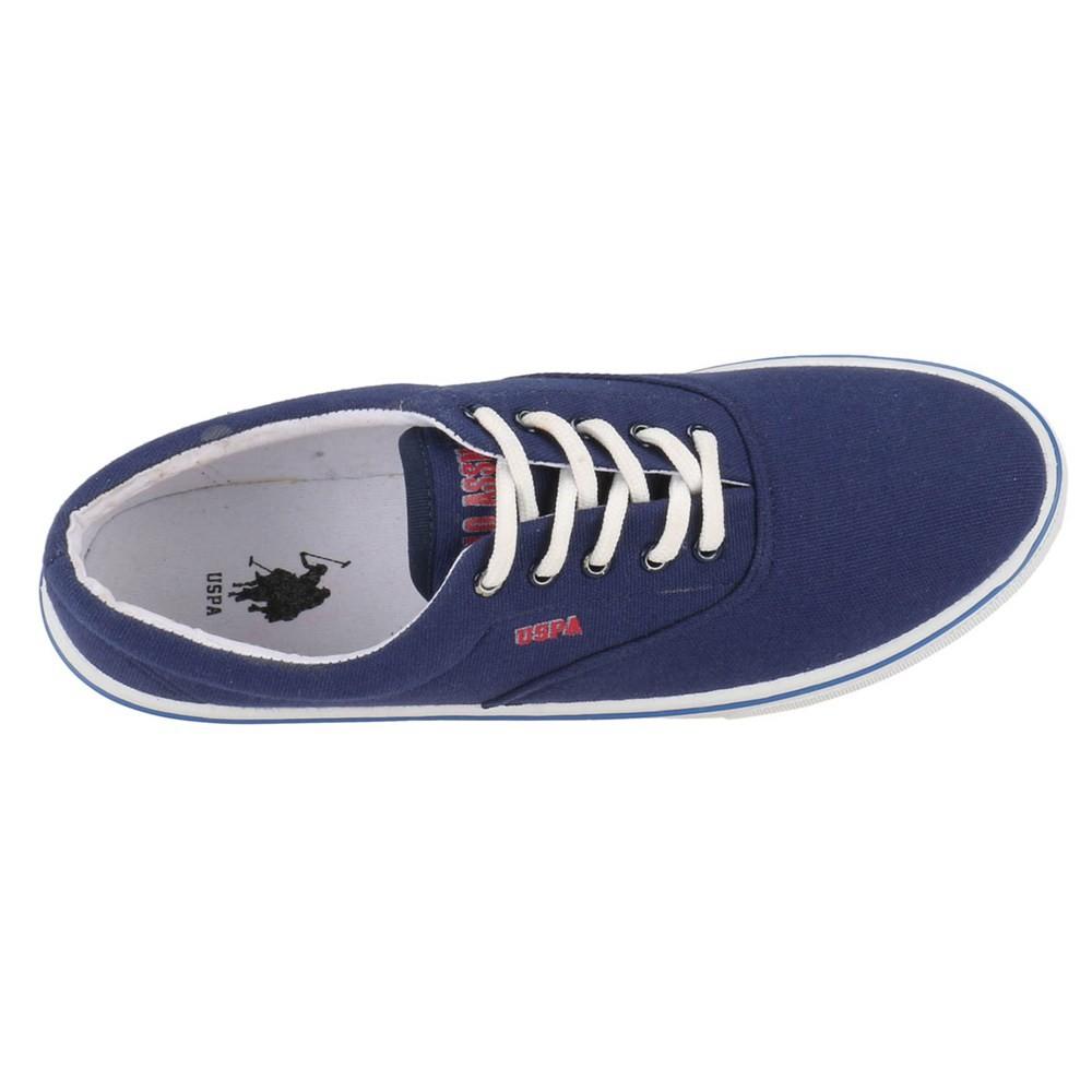 U.S. Polo Assn. A3352709 Lacivert Erkek Sneaker