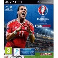 Konami Psx3 Uefa Euro 2016 France