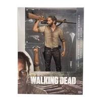 "Mc Farlane Toys Walking Dead Figür Deluxe Box Set Rick Grimes 10"""
