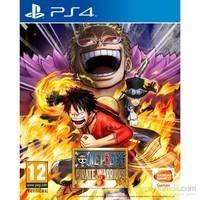 Bandai Namco Ps4 One Piece Pirate Warriors 3