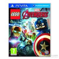 Warner Bros Lego Marvel Avengers Ps Vita Oyun