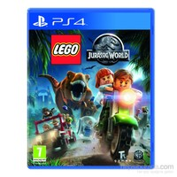 Warner Bros Ps4 Lego Jurassic World