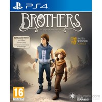 505 games Brothers A Tale of Two Sons PS4 Oyun