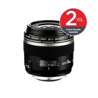 Canon EF-S 60mm 2.8 Macro USM Objektif