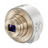 Sony DSC-QX10 4.45-44.5mm Akıllı Cep Telefonlara ve Tabletlere Uyumlu Lens Beyaz