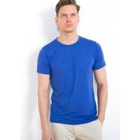 Adze Koyu Mavi Erkek T-Shirt
