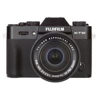 Fujifilm X-T10 Siyah Xc 16-50Mm Lens Kit