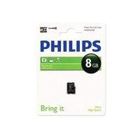 Philips Fm08md45b/97 8 Gb Class10 Micro Sd Kart Bellek Kutulu