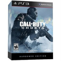 Activision Psx3 Call Of Duty Ghosts Hardened Edition