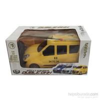 Emre Toys Uzaktan Kumandalı 1:16 Taksi