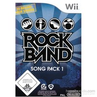 Ea Wii Rock Band Song Pack 1